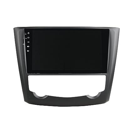 Kunfine Android 8.0 Octa Core Coche DVD GPS navegación Multimedia Reproductor estéreo Coche para Renault Kadjar