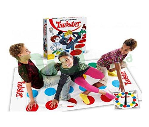 Jeu de Twister jeu famille jeu éducatif Toy chaude fête enfant