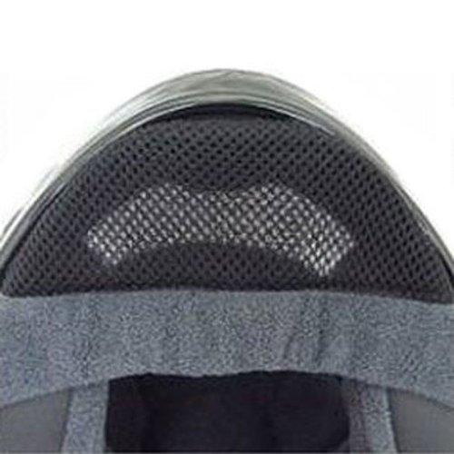 Hjc Helmets Cs-r2 Chin Curtain 210-002 - Hjc Cs Air Helmet