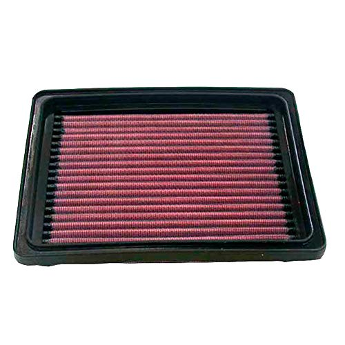 - K&N engine air filter, washable and reusable:  2000-2015 Toyota/Lexus V8 Truck and SUV (4 Runner, Sequoia, Prado, Tundra, GX470) 33-2144