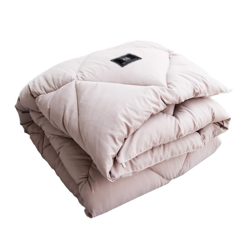 二人の人のキルト、暖かい厚いベッドルームの昼食休憩冬の寮の部屋学生の多機能キルト (色 : B, サイズ さいず : 200*230cm-3kg) B07KRV9FZQ B 200*230cm-3kg