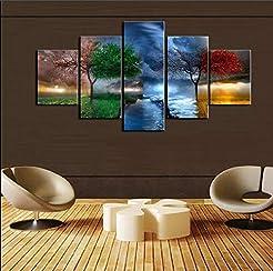 PEACOCK JEWELS Premium Quality Canvas Pr...