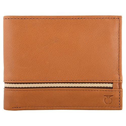 Titan Leather Brown Men #39;s Wallet