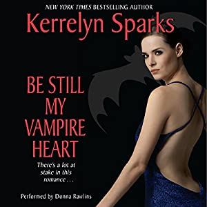 Be Still My Vampire Heart Audiobook