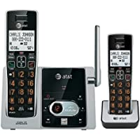 ATT CL82213 DECT 6.0 Expandable Cordless Phone System with Digital Answering Machine by AT&T