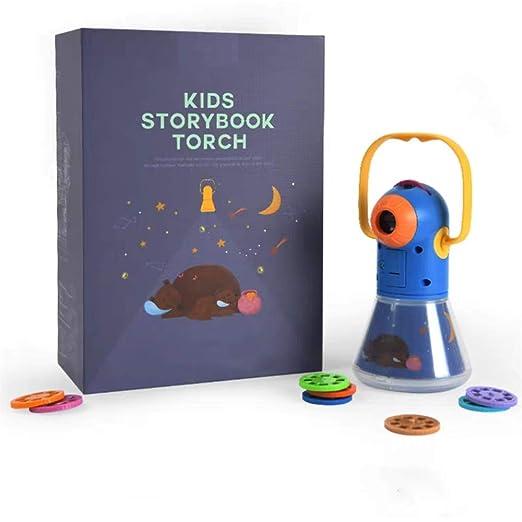 KOUPA Kids Night Lights Story Projection - Proyector de Cuentos ...