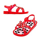 jellies for kids - Disney Minnie Mouse Jelly Sandals For Girls Size 13