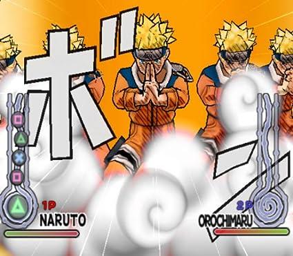 Naruto Ultimate Ninja 2 [Importación Inglesa]: Amazon.es ...