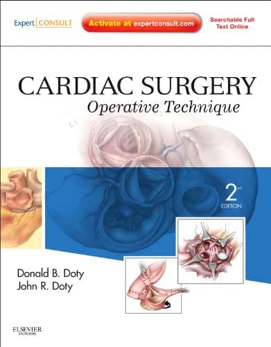 Cardiac Surgery: Operative Technique - Expert Consult: Online and Print