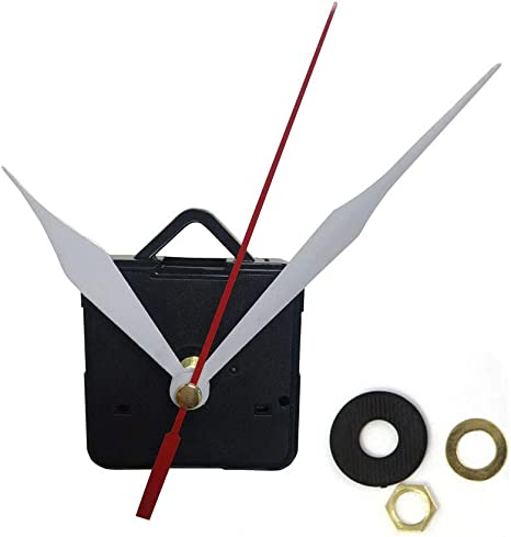 DIY Quartz-Clock Movement Mechanism Repair Battery Powered Kits Hand-Work Decors
