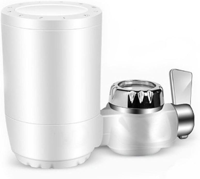 Keledz - Filtro de agua para grifo, purificador de agua con ...