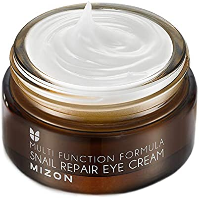 Amazon Com Eye Cream Moisturizer With 80 Snail Extract 0 84 Oz