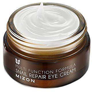 Eye Cream Moisturizer with 80% Snail Extract 0.84 Oz, Eye Cream for Dark Circles and Wrinkle Care,Natural Anti-Aging Eye Cream Treatment for Wrinkles, Crows Feet, Fine Lines Treatment, Hydrating