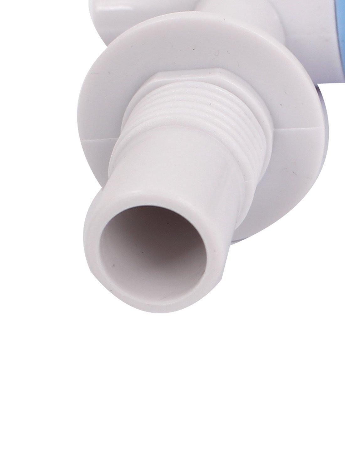 Plástico 21/32 pulgadas de diámetro rosca macho Grifo de agua del dispensador 2pcs - - Amazon.com