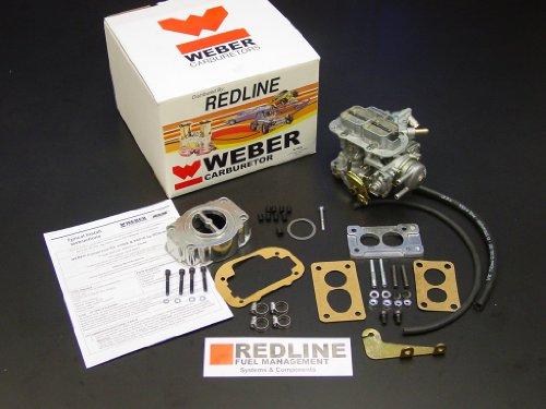 Weber Redline Carburetor Kit 32/36 DGAV California Legal - Water Choke