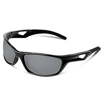 Huangjiaohao-SP - Gafas de Sol para Ciclismo para Hombre y ...