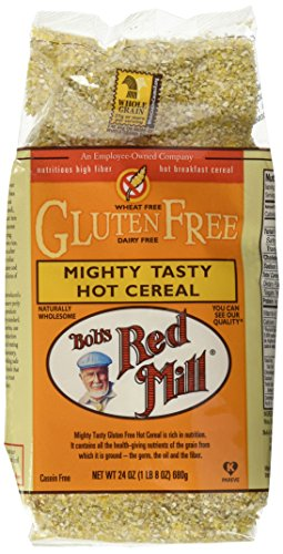 Bob's Red Mill Mighty Tasty Gluten-Free Hot Cereal, 24 oz (Pack of ()