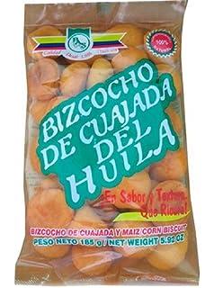 Achiras del Huila (Bizcocho de Cuajada, 185 gr.)
