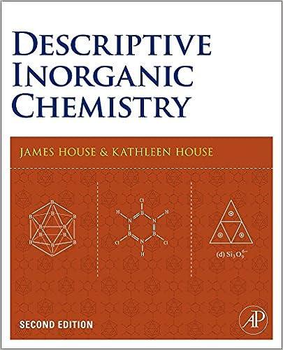 Book Descriptive Inorganic Chemistry, Second Edition