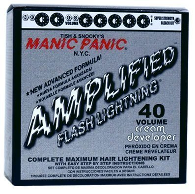 Manic Panic Amplified Flash Lightning 40 Hair Bleach