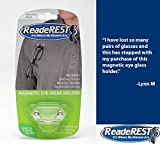ReadeREST Original Stainless Steel & Clear Crystal Twin Pack