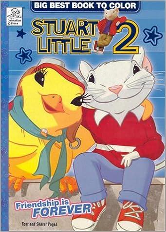 Stuart Little 2 Best Book To Color Paul E Nunn 9781577596462 Amazon Books