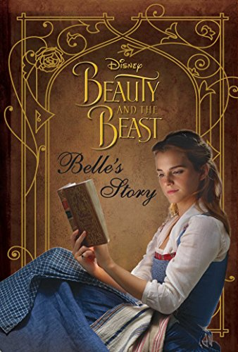 Disney Beauty and the Beast: Belle's Story (Replica Journal)