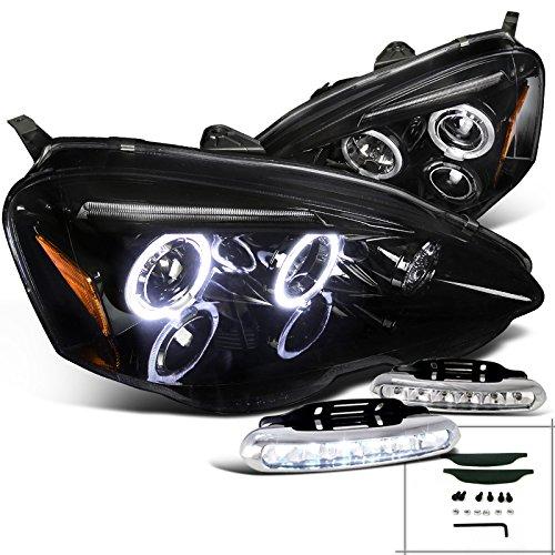 04 Acura Rsx Halo Projector - 7