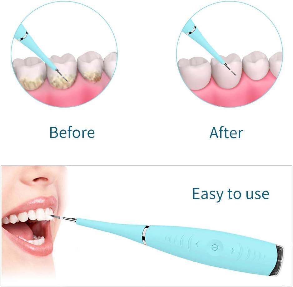 Electric Dental Calculus Plaque Remover Tooth Scraper