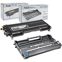 LD Compatible Brother TN350 & DR350 Combo Pack Toner Cartridge & Drum unit Includes: 1 Black TN350, 1 Drum Unit DR350