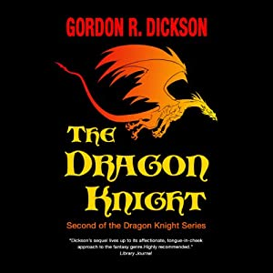 The Dragon Knight Hörbuch