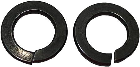M4 Schwarze Federringe DIN 127 Edelstahl VA2 M3 25, M10 M10 M5 M8 M6