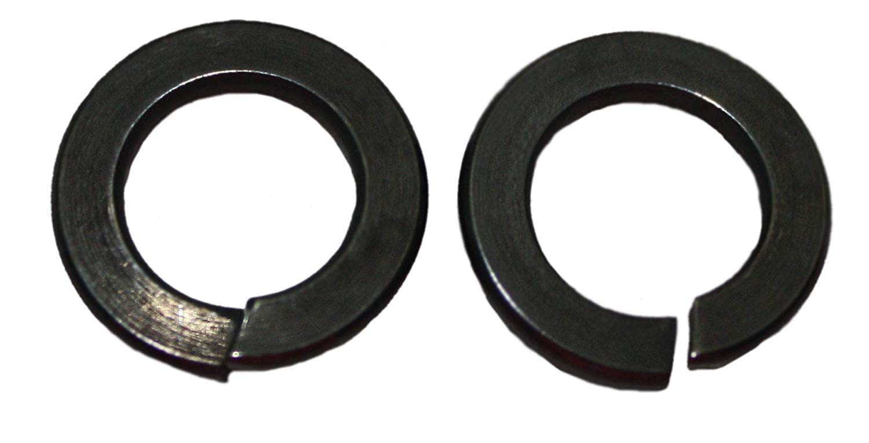 Schwarze Federringe DIN 127 Edelstahl VA2 M3 M8 5, M6 M6 M5 M10 M4