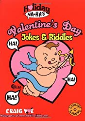 Holiday Ha-Ha's: Valentine's Day Jokes & Riddles (Library O'Laughs)