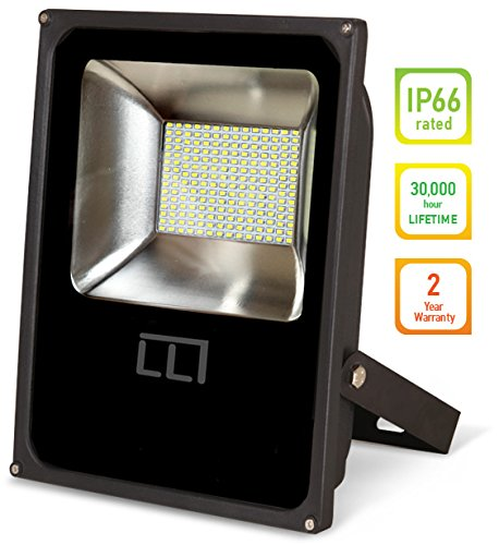 100W Flood Light Lumens - 8