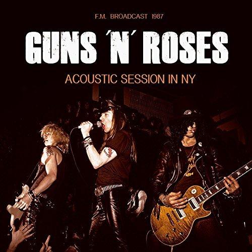Guns N Roses - Acoustic Sessions Ny By Guns