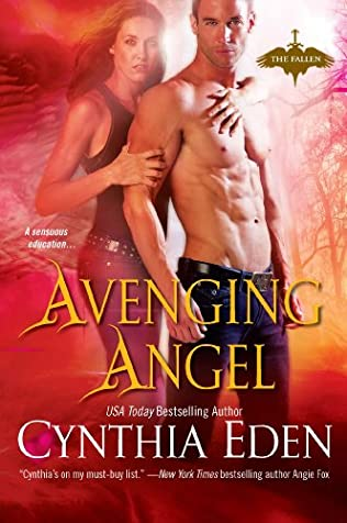 book cover of Avenging Angel