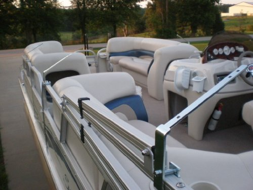Arnall S Laser Arch Support System For Pontoon Covers 4