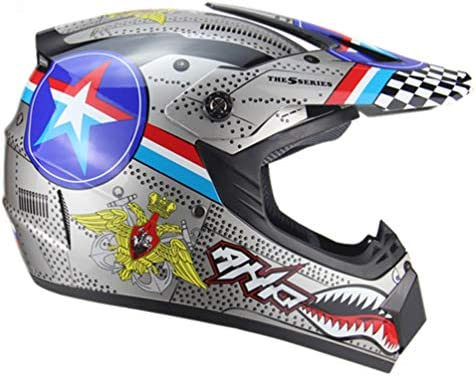 Amazon.es: Casco de Motocross Under 30 Cascos integrales Bicicleta ...