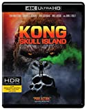 Kong: Skull Island (4K Ultra HD + Blu-ray + Digital) (4K Ultra HD)When a scientific expedition to an uncharted island awakens titanic forces of nature, a mission of discovery becomes an explosive war between monster and man. Tom Hiddleston, Samuel L....