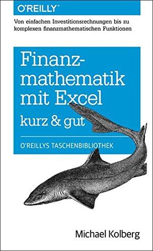 Finanzmathematik mit Excel: Von einfachen Investitionsrechnungen bis zu komplexen finanzmathematischen Funktionen  - kurz & gut