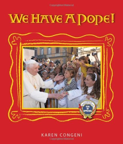 We Have A Pope! Hardcover Color, June 1, 2010