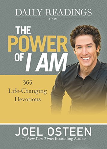 Download PDF Daily Readings from The Power of I Am - 365 Life-Changing Devotions