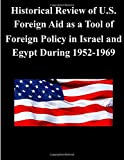 Historical Review of U. S. Foreign Aid As a Tool of Foreign Policy in Israel and Egypt During 1952-1969, U. S. Army U.S. Army Command and  Staff College, 1500568236