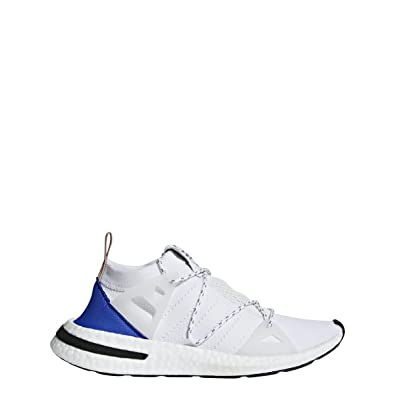 hot sale online d0ad9 59c52 adidas Arkyn Womens in Cloud WhiteBlue, 5