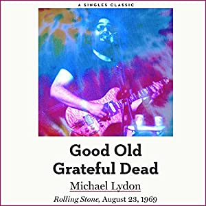 Good Old Grateful Dead Audiobook