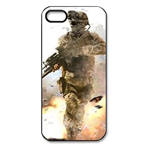 3528063M20080914 Call of Duty Design Durable Case Cover 5 for Iphone 5 5S