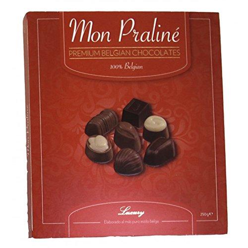 Mon Praliné - Bombones Belga, 250 g: Amazon.es: Alimentación y bebidas