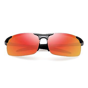WYYY Gafas De Sol Gafas Gafas De Conducción Gafas De Visión Nocturna Hombres Sin Borde Aire