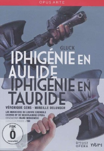 Iphigenie en Aulide / Iphigenie en Tauride -